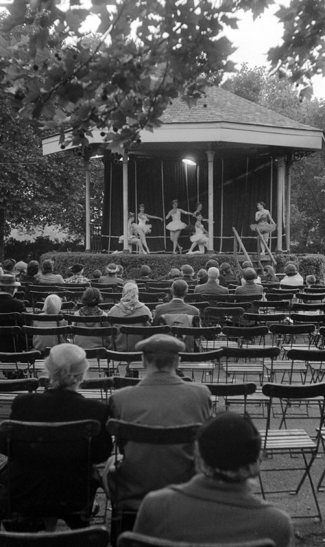 Ednam Adams Ballet Bishops Park