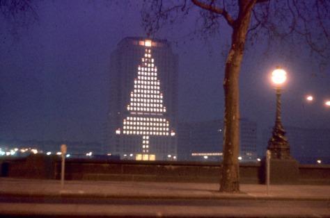 Shell Centre, 1961-3